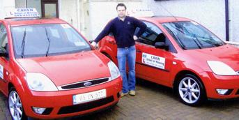 Cavan School of Motoring Car Driving Lessons Cavan